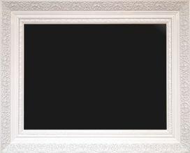 Rama stylowa, drewniana lakierowana nr.b/AFN/970 szerokość profilu 6,5cm
