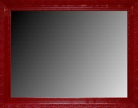 Rama stylowa, drewniana lakierowana nr.165/AFN/970 szerokość profilu 6,5cm.