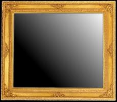 Dekoracyjna złota rama do lustra
