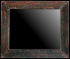 Dekoracyjna rama drewniana z lustrem, wykonanie w dowolnym wymiarze