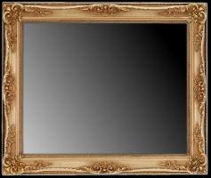 Rana stylowa, drewniana do lustra