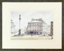 Nikodem Bar - Widok na Krakowskie Przedmieście