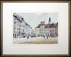 Nikodem Bar - Rynek Starego Miasta w Warszawie