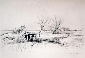 Pankiewicz Józef - Krajobraz-1