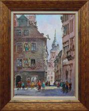 Waldemar Żaczek  - Warszawa - Stare Miasto