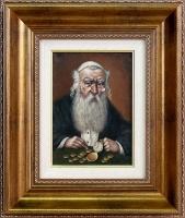 Wiktor Wałęga - Portret Żyda