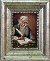 Wiktor Wałęga -  Żyd liczący pieniądze