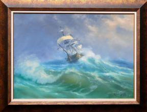 Marek Rużyk obraz olejny 50 x 70cm /sprzedany