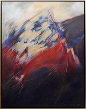 Maria Jasnoch Wiatrowski obraz olejny 102 x 132cm