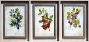 Adam Korsak obrazy olejne 24 x 30cm / sprzedane