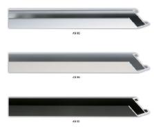 Klasyczny, płaski profil ramy aluminiowej