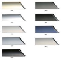Szeroki profil ramy aluminiowej do oprawy także dużych formatów prac
