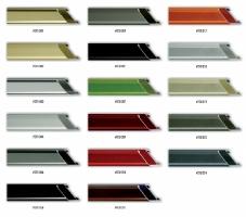 Seria unikalnych kolorów profili aluminiowych do oprawy zdjęć i plakatów