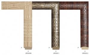 Ramy drewniane, idealne do oprawy papirusów