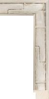 Rama drewniana do oprawy obrazu lub grafili