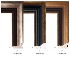 Ramy drewniane do klasycznej oprawy obrazu lub lustra
