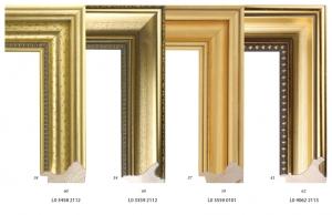 Ramy drewniane do oprawy obrazu, zdjęcia lub lustra