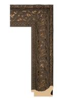 Ozdobna rama drewniana do oprawy obrazu