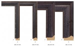 Klasyczne ramy drewniane, do oprawy obrazów