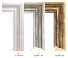 Ramy drewniane, doskonałe do oprawy luster lub obrazów