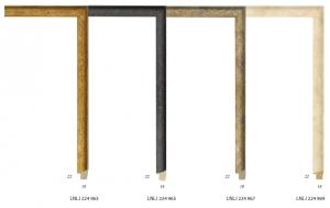 Ramki drewniane, idealne do oprawy  fotografii i plakatów.