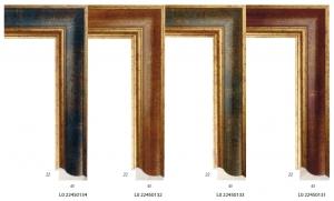 Ramy drewniane do oprawy obrazów, wykonanie na dowolny wymiar