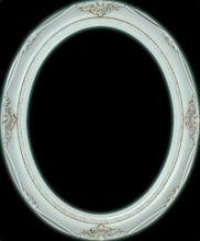 Rama owalna do lustra lub obrazu art nr. 36