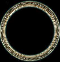 Rama Okrągła nr.40