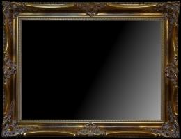 Rama stylowa ozdobna do oprawy obrazu szerokość profilu 9cm