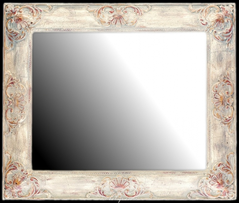 𝙇𝙪𝙨𝙩𝙧𝙖 Kategoria Lustra Na Wymiar Obraz Lustro W